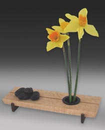 Ikebana Flower Tray